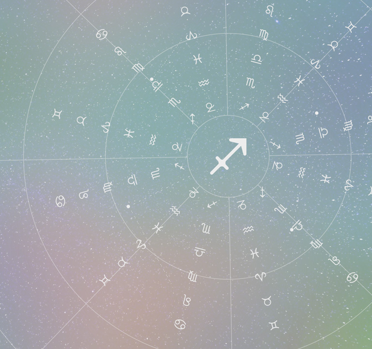 Milk Makeup Horoscopes: Sagittarius
