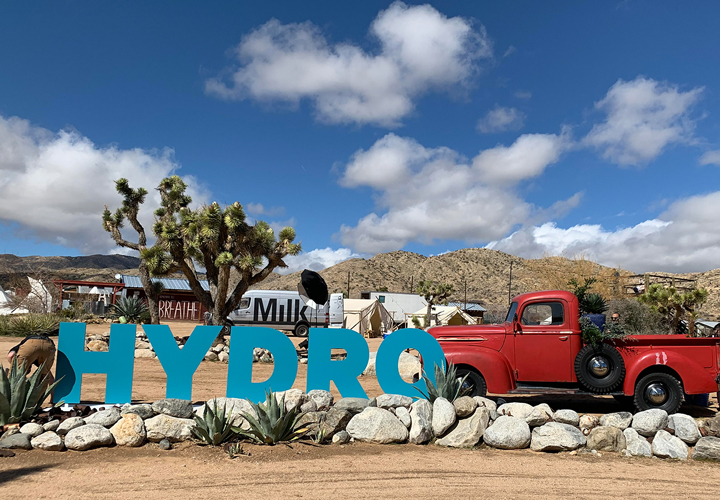 Trip With Us: Hydro Grip Primer Takes the Desert