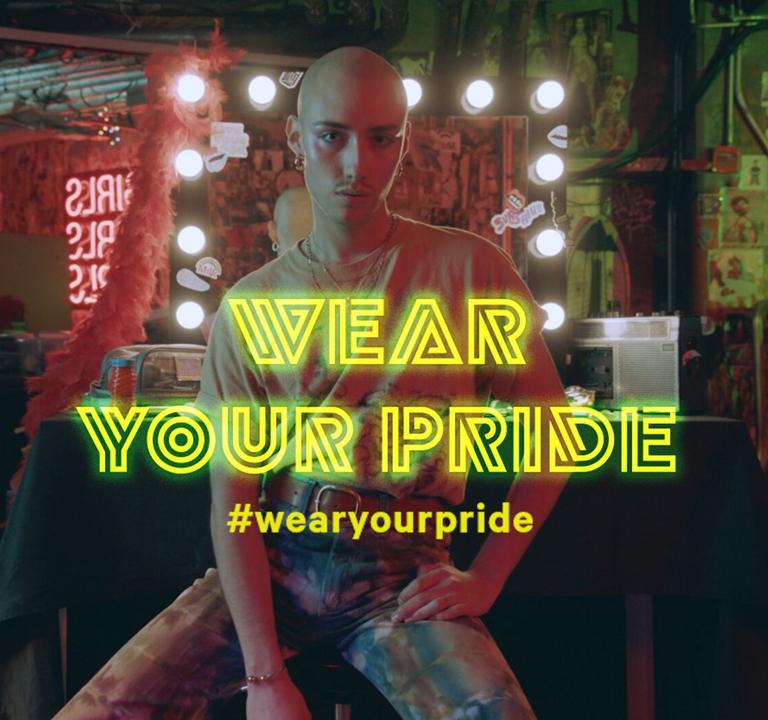 Wear Your Pride: Say Hi to Marcelo, Precious, Dorian, + Serena