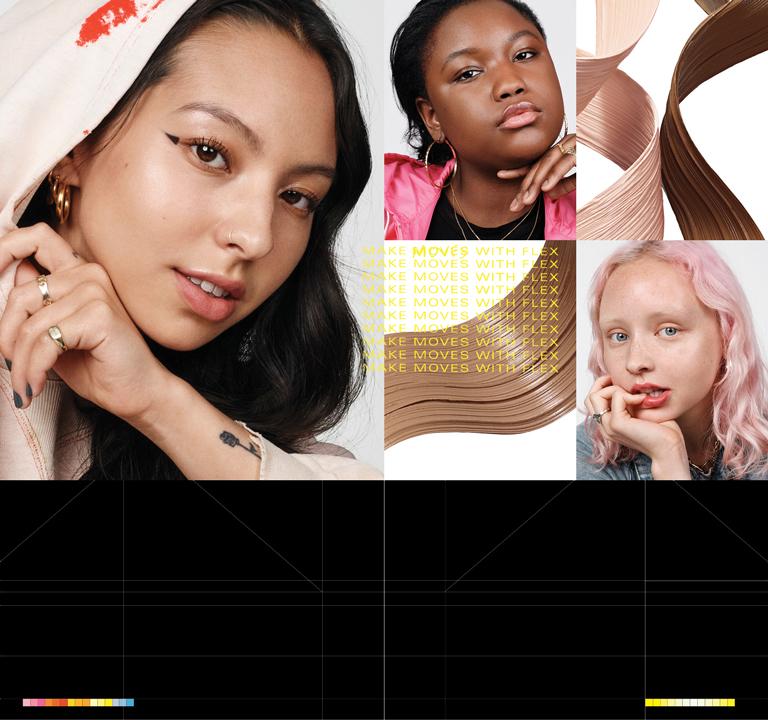 Make Moves With Flex: Meet Lumia, Tatiana, and Ava